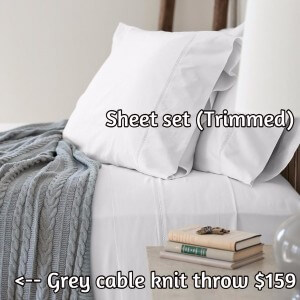 Pre-order organic Bedding & winner of May 2015 gift card is …