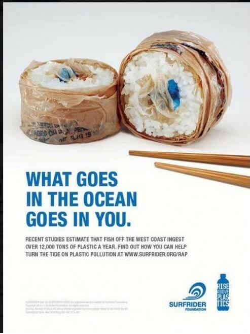 plastic pollution 500 times more plastic in the sea than stars in the galaxy